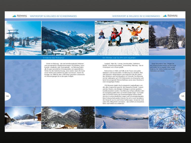 Urlaubs-Katalog